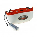 Iσχυρή Ζώνη Μασάζ και Αδυνατίσματος Διπλής Ενέργειας 48W Vibro Shape Sauna Massage