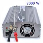 Inverter Αυτοκινήτου 2000 Watt 12V TBE2000-OEM