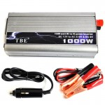 Inverter Αυτοκινήτου - Φωτοβολταϊκών 1000 Watt 12V με Θύρα USB TBE 1000