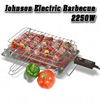 JOHNSON Ηλεκτρικό Barbecue Grill 2250watt 35x20cm
