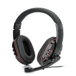 Ακουστικά Υψηλής Πιστότητας με Μικρόφωνο PC Headset KEEKA KE-200