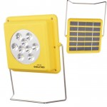 Ηλιακό Φωτιστικό Camping LED Επαναφορτιζόμενο με Θύρα USB για Φόρτιση Εξωτερικών Συσκευών - Solar Led Light GDLITING