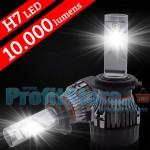 LED Φώτα Αυτοκινήτου H7 6500K 10000LM (2 x 5000) 60W (2 x 30W) CAN BUS 9-32V