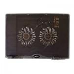 Laptop Cooler Hongtai HZT-2168A με Ισχυρό Σύστημα Ψύξης 2 Ανεμιστήρες και 5 Επιλογές Ύψους