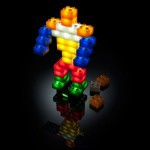 Light Stax Bricks - Τουβλάκια με LED Φωτισμό για Απίστευτες Κατασκευές με USB