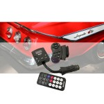 MP3 Player και Αναμεταδότης FM Αυτοκινήτου με Χειριστήριο στο Τιμόνι Marshal ME-191