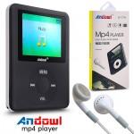 MP4 Player Mini & Ράδιοφωνο FM Multimedia - Συσκευή Παραγωγής Ήχου, Μουσικής, Εικόνας, Βίντεο με Οθόνη TFT 1,8 Iντσών & USB Q-C790
