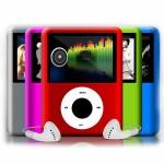 MP3 - MP4 Player Συσκευή Αναπαραγωγής Ήχου, Μουσικής, Εικόνας & Video TFT 1.8 mini με FM Ραδιόφωνο