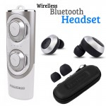 Bluetooth Επαναφορτιζόμενα Ασύρματα Ακουστικά Handsfree Fineblue® RWS X8 - Smart Bussiness Headset
