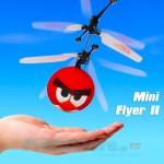 Mini Flyer UFO Heli Saucer 2 Ιπτάμενο Ελικοπτεράκι με Αισθητήρα Υψόμετρου