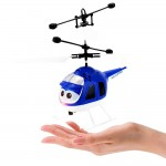 Mini Flyer UFO Heli Air Plane Ιπτάμενο Ελικοπτεράκι με Αισθητήρα Υψόμετρου