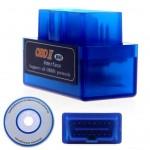 Mini OBD2 Bluetooth Διαγνωστικό Βλαβών Αυτοκινήτου Torque Auto Scan Tool ELM327 V2.1 OBDII