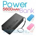 Mini USB Μπαταρία - Φορτιστής Κινητών - PowerBank A5 5600mAh