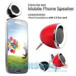 Mini Ηχείο για Κινητά Τηλέφωνα και Τablets - 3.5mm Ear Jack Mobile Phone Speaker