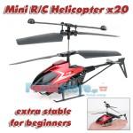 Mini Τηλεχειριζόμενο R/C Ελικόπτερο X20