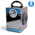 Mini Ηχοσύστημα Bluetooth 16W USB/SD/AUX Multimedia Player KINGWON MS-35BT
