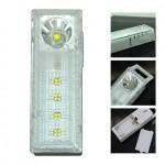 Mini Φακός 1x LED και Φωτιστικό 4x LED & λειτουργία Flash