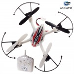 Mini Τηλεκατευθυνόμενο Τετρακόπτερο Quadcopter 6 Axis Gyro Explorer 3D-360