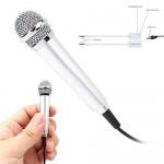 Mini Μικρόφωνο Ηχογραφήσεων & Karaoke για Κινητά, Smartphones, Tablets & Η/Υ