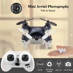 Mini Τηλεκατευθυνόμενο Τετρακόπτερο Nano Drone WIFI με Κάμερα RC101W