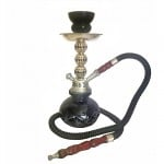 Mini Ναργιλές 26εκ Engraved 3S - Mini Portable Hookah