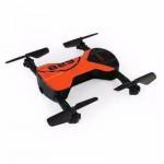 Mini Τηλεκατευθυνόμενο Drone Τετρακόπτερο Dream Fly HC628 WIFI με Κάμερα 720p