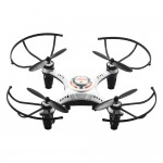 Mini Τηλεκατευθυνόμενο Ελικόπτερο Quadcopter Drone 6 Axis Gyro 2.4GHz 4CH 3D-360 Degrees Eversion JX815-2