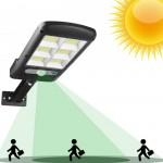 Mini Ηλιακός Προβολέας με Ανιχνευτή Κίνησης 120 LED SMD 2835 - Ηλιακό Φωτιστικό Δρόμου με Φωτοβολταϊκό Πάνελ 5.5V 1.5W & Φωτοκύτταρο OEM