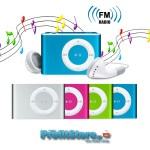 Mini portable MP3 Player Micro SD + Fm Radio