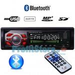 Mp3 Player Αυτοκινήτου με Bluetooth USB/SD/AUX FM Radio & Τηλεχειριστήριο ELEMENT HD001