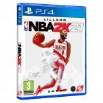 NBA 2K21 PS4 Standard Edition & Pre Order Bonus PlayStation 4