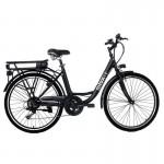 Nilox Electric Bike J5 26'' Black - Οικολογικό Ηλεκτρικό Ποδήλατο