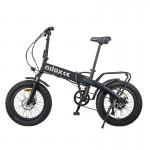 Nilox Electric Bike J4 20'' Black - Οικολογικό Ηλεκτρικό Ποδήλατο