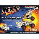 Nuts & Bolts Σετ Συναρμολούμενων Οχημάτων
