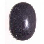 Palm Stone Χρυσόλιθος Μπλε 7cm