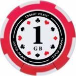 Poker USB Stick 1 GB