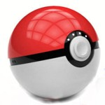 Power Bank 12.000mAh σε Σχήμα Pokemon Ball.