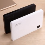 Power Bank 19800mAh 4-USB LEOUW