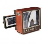 Retro Smartphone  Magnifier για να Μεγεθύνετε την Οθόνη του Κινητού σας