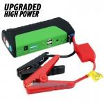 SOS Εργαλείο Εκκινητής Μπαταρίας Αυτοκινήτου & Power Bank 5V USB ,12,16,19V με Φακό LED, Κόφτη Ζώνης, Ακίδα Θραύσης Τζαμιού - Jump Starter