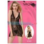 Sexy Mini Φόρεμα Σιθρού με Εντυπωσιακά Σχέδια 81040 - Sexy Lingerie Bodystockings