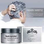 Silver Hair Wax Professional 120ml για Γκρίζα Αστραφτερά Μαλλιά
