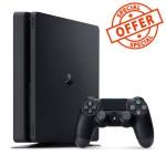 Slim PS4 500GB HDR - Sony PlayStation 4 Κονσόλα & Χειριστήριο Dualshock Μαύρο