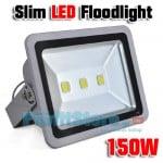 Slim Προβολέας LED 150W - Αδιάβροχος IP65 Υψηλής Απόδοσης - 80% οικονομία