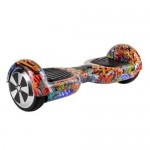 Smart Balance Wheel με τροχούς 6.5 ιντσών - Self Balancing Scooter Hoverboard Graffiti