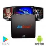 Smart Tv Box 4K 5G ANDROID 8.1 4GB/ 32GB - Μετατρέψτε την τηλεόραση σας σε Smart TV