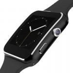 Smart Watch & Κινητό Τηλέφωνο με Κάμερα, Μικρόφωνο για Handsfree Ομιλία, Bluetooth, Κάρτα SIM