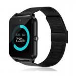 Smart Watch - Αδιάβροχο Έξυπνο Ρολόι με Κάμερα και Bluetooth Μάυρο Z60