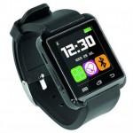 Smartwatch MediaTech MT849 Active Watch Black EU με Οθόνη Αφής για Android Κινητά