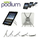 Spiderpodium Flexible Universal Stand για Tablets, iPad, Cameras